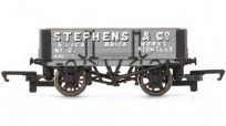 R6746 Hornby 4 Plank Wagon Stephens & Co